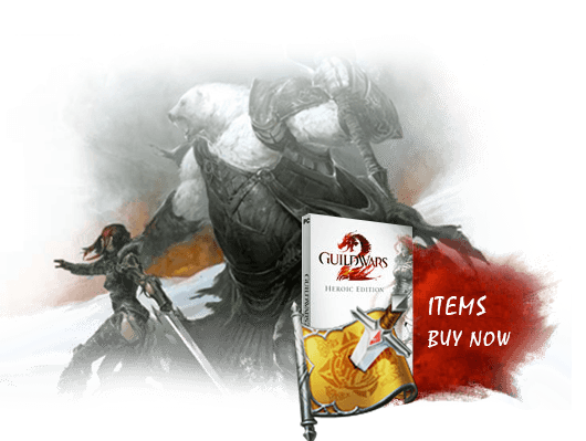 Guild Wars 2 Upgrade Components, Buy GW2 Items with Fast